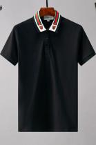 Men's Classic Polo Shirt in Black