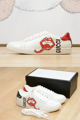 Women's Ace Sneaker with Mouth