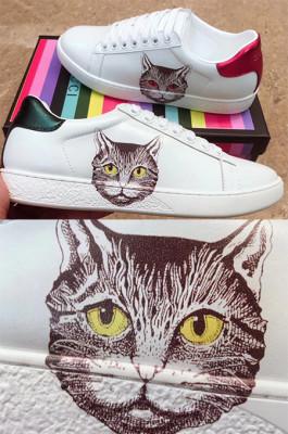 Women's Ace Sneaker with Cat
