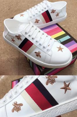 Women's Ace Sneaker with Bee