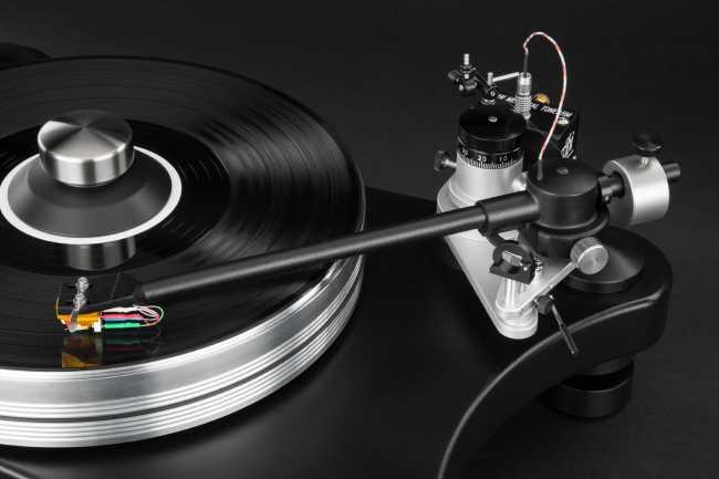 Prime Turntable & JMW-10 3D Tonearm (Black)