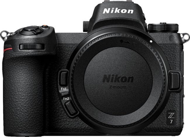 Z7 Mirrorless 4k Video Camera (Body Only) - Black