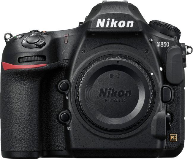 D850 DSLR 4k Video Camera (Body Only) - Black