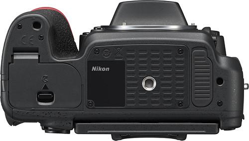 D750 DSLR Video Camera (Body Only) - Black