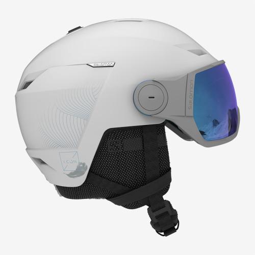 ICON LT VISOR(Unisex Helmet)