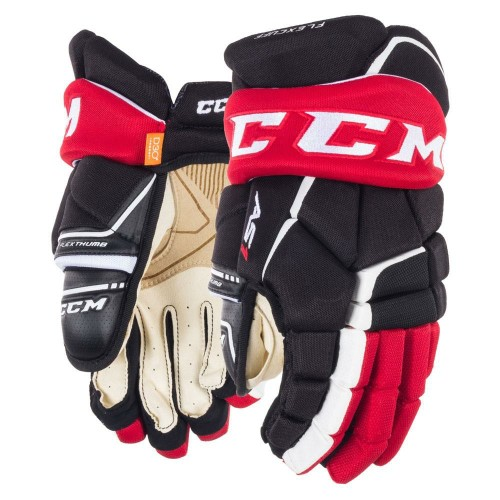 CCM SUPER TACKS AS1 HOCKEY GLOVES - SENIOR