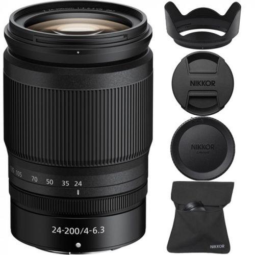 Z 24-200mm f/4-6.3 VR Lens