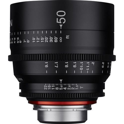 50mm T1.5 Lens for PL Mount