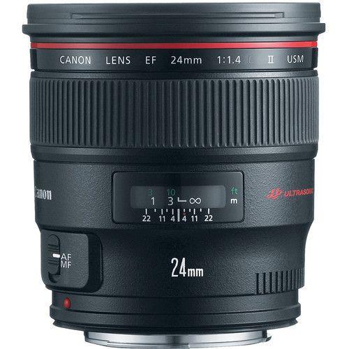 24mm f/1.4L EF II USM Lens
