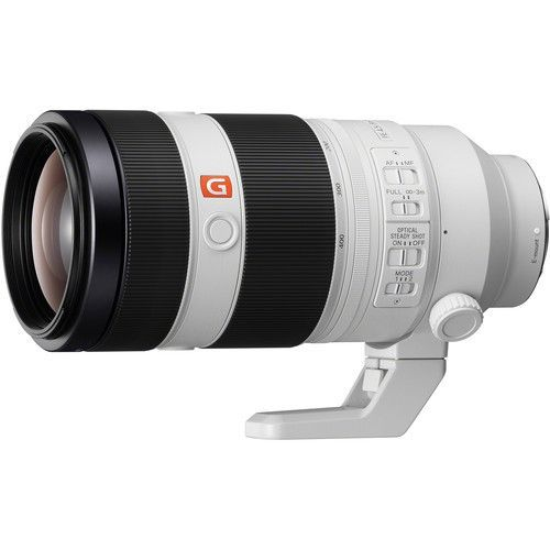 100-400mm f/4.5-5.6 FE GM OSS Lens