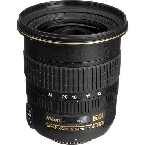 12-24mm f/4G AF-S DX Zoom-IF-ED Lens