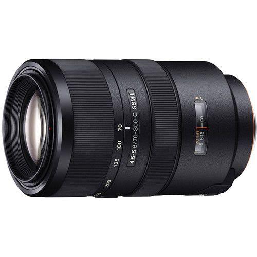 70-300mm 4.5-5.6 SSM II Lens