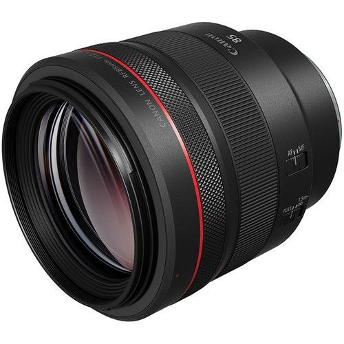 RF 85mm f/1.2L USM Lens