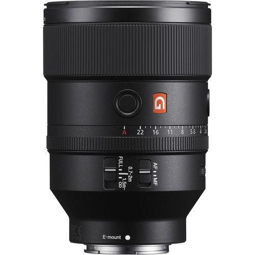 FE 135mm f/1.8 GM Lens