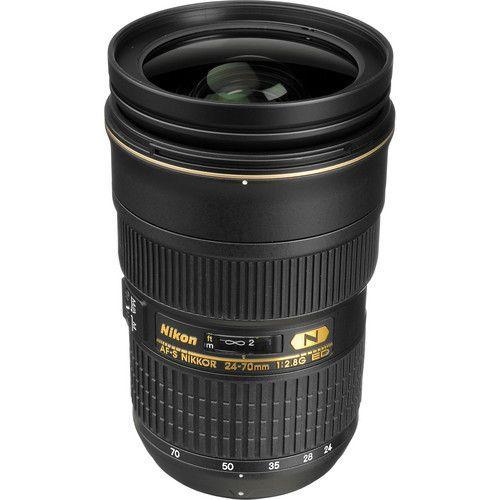AF-S NIKKOR 24-70mm f/2.8G ED Lens