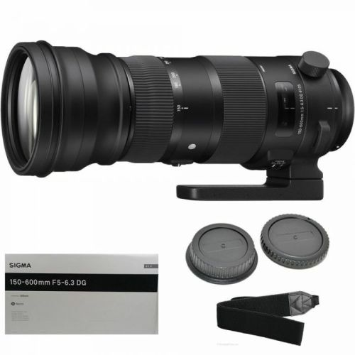 150-600mm f/5-6.3 DG OS HSM Sports Lens for EF