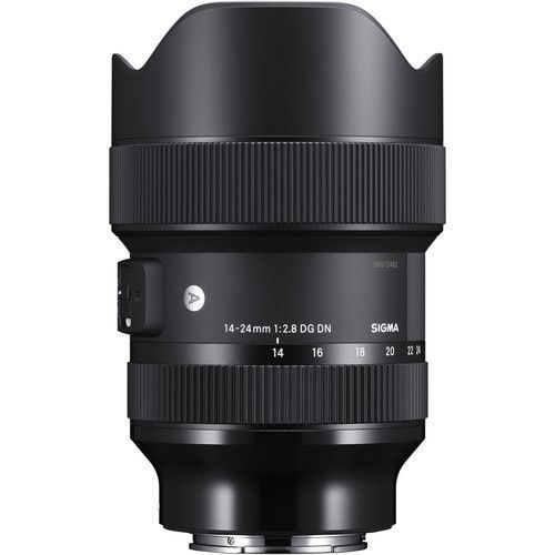 14-24mm f/2.8 DG DN Art Lens for E