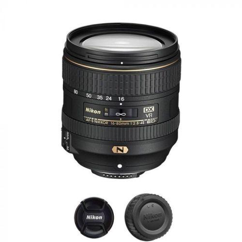 16-80mm f/2.8-4E AF-S DX ED VR Lens