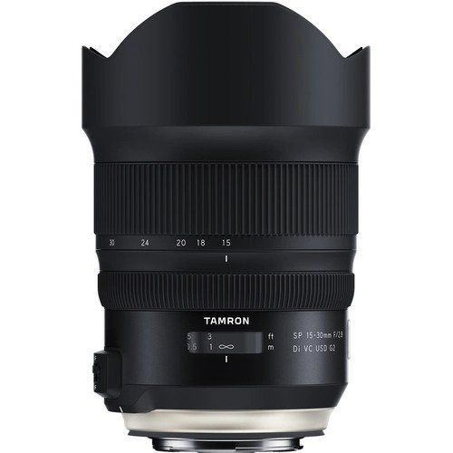 SP 15-30mm f/2.8 Di VC USD G2 Lens for EF