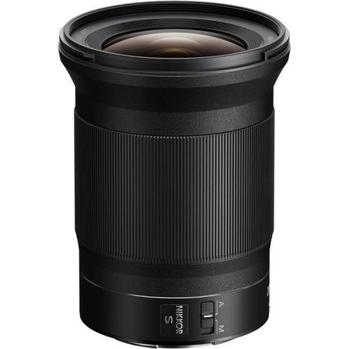 Z 20mm f/1.8 S Lens