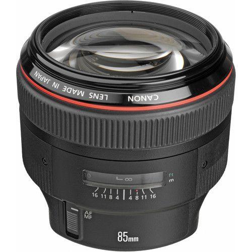 85mm f/1.2L EF II USM Lens