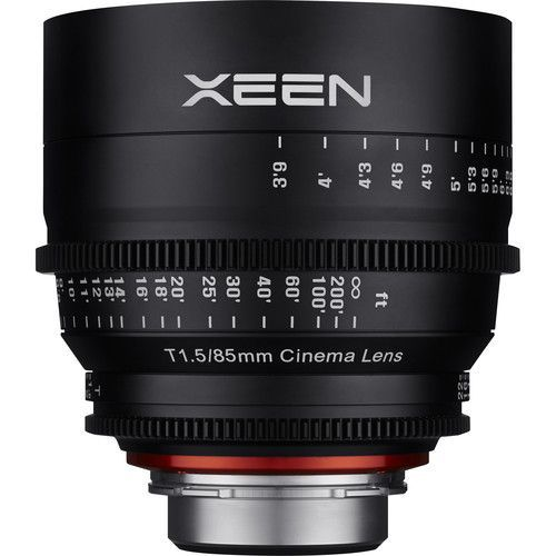 85mm T1.5 Lens for Micro Four Thirds Mount