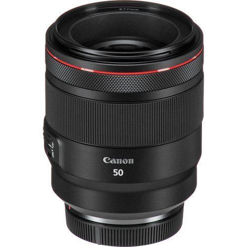 RF 50mm f/1.2L USM Lens