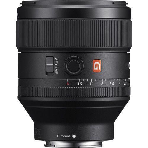 85mm f/1.4 FE GM Lens