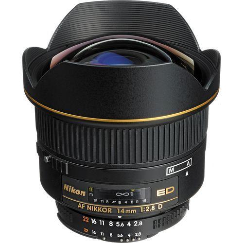 14mm f/2.8D AF ED Lens