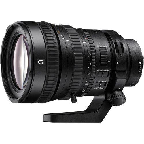28-135mm f/4 FE PZ G OSS Lens