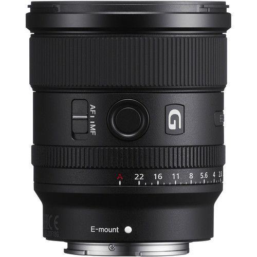 FE 20mm f/1.8 G Lens