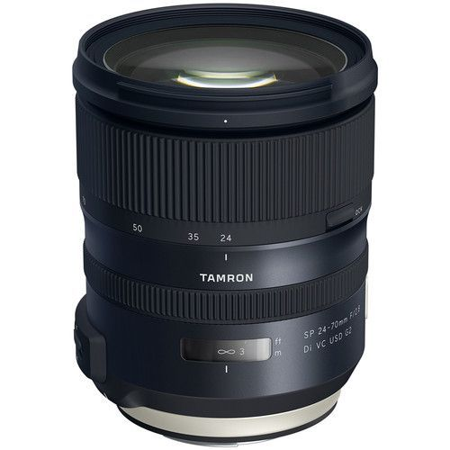 24-70mm f/2.8 Di VC USD G2 SP Lens for F