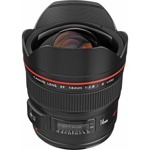 14mm F/2.8L EF II USM Lens