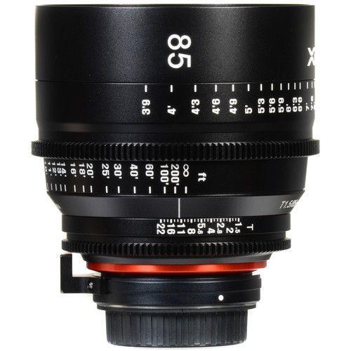 85mm T1.5 Lens for F Mount