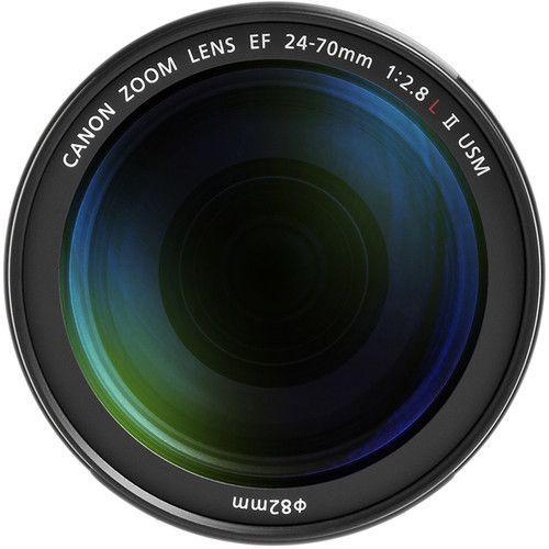 24-70mm f/2.8L EF II USM Lens