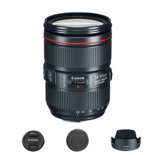 24-105mm f/4L EF IS II USM Lens