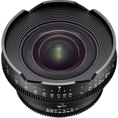 14mm T3.1 Lens for PL Mount