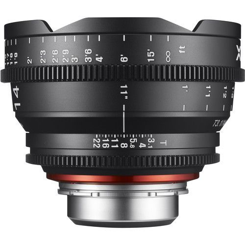 35mm T1.5 Lens for F Mount