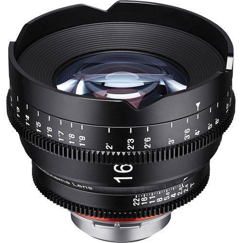 16mm T2.6 Lens EF Mount