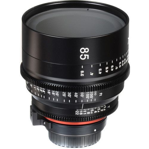 85mm T1.5 Lens for E-Mount