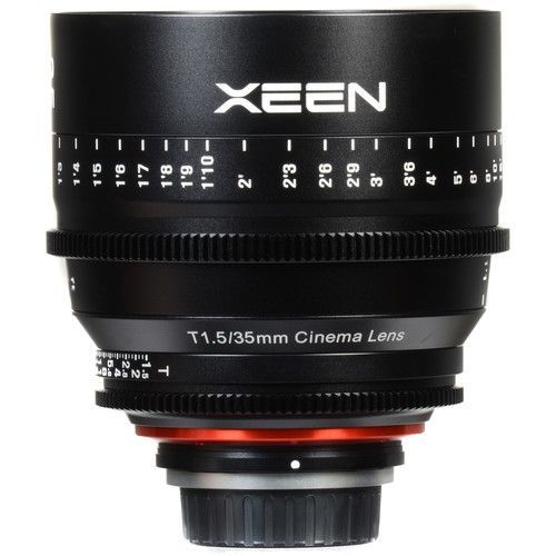 35mm T1.5 Lens for EF Mount