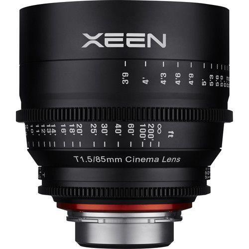 85mm T1.5 Lens for EF Mount