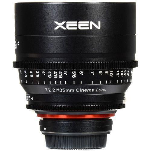 135mm T2.2 Lens with MFT Mount