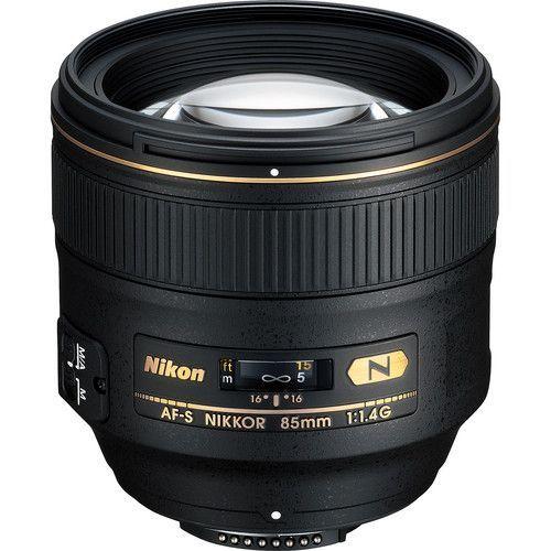 85mm f/1.4G AF-S NIKKOR Lens