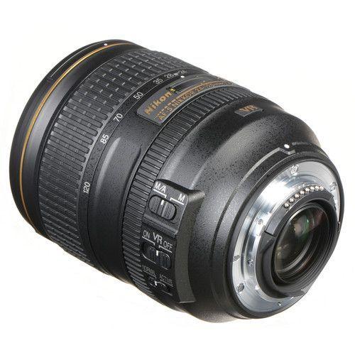 AF-S NIKKOR 24-120mm f/4G ED VR Lens