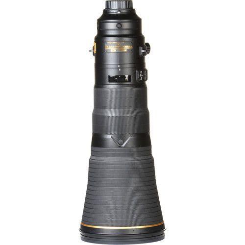 600mm f/4E FL ED VR AF-S Lens