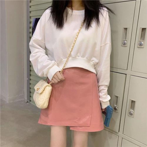 【Aeqpw's自訂】新款洋氣減齡溫柔風小清新甜美小個子短裙兩件套裝女