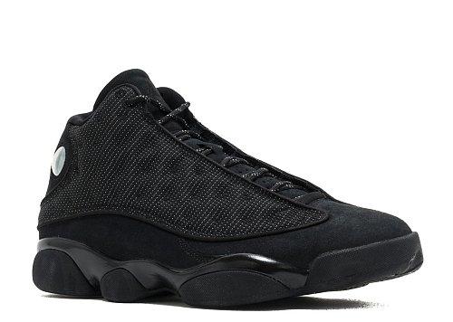 Air Jordan 13 Retro 'Black Cat' Shoes