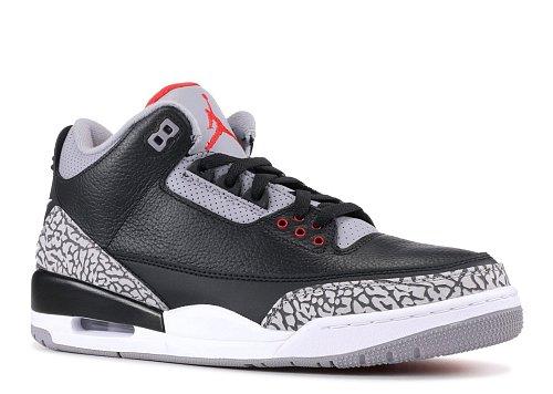 Air Jordan 3 Retro Og  Black Cement