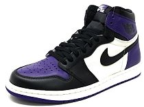 Air Jordan 1 Retro High OG 'Court Purple'  Mens Style :555088